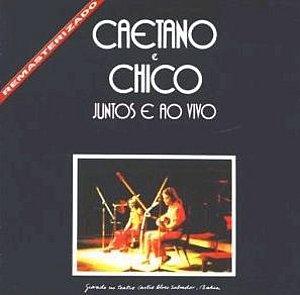 CAETANO VELOSO Y CHICO BUARQUE