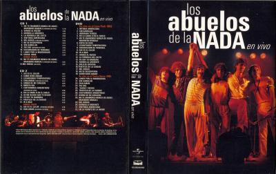 LOS ABUELOS DE LA NADA